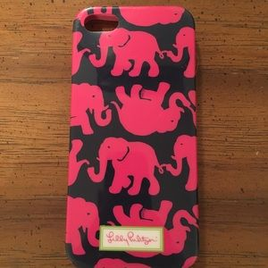 Lily Pulitzer iPhone 5 case